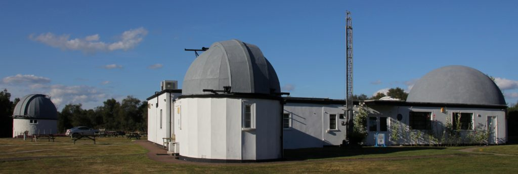 NLO Showing Mond & McClean domes, and Planetarium